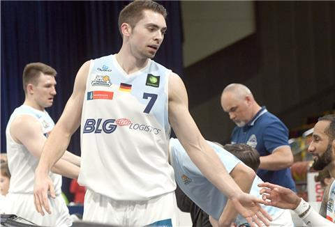 "Adrian Breitlauch kann ""Most Likeable Player"" der zweiten Basketball-Bundesliga werden."