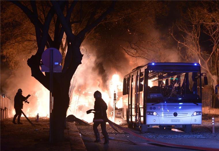 Ankara Anschlag Heute