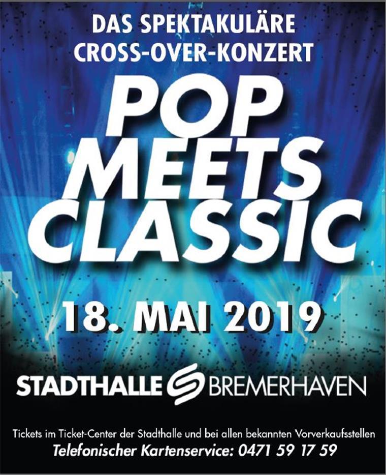 Pop Meets Classic Bremerhaven