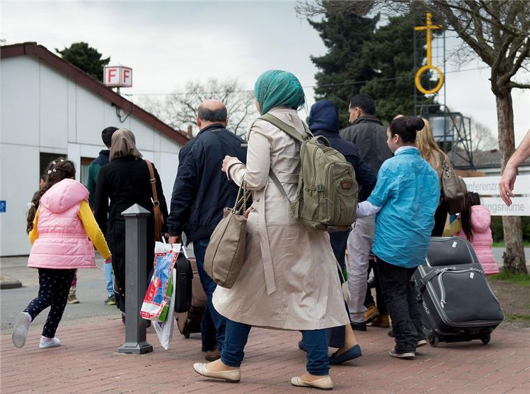 Flüchtlinge Bremen Nord
