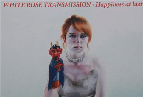 "Das neue Album: ""Happy at last"" von White Rose Transmission"