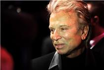 Der Entertainer Siegfried Fischbacher vom Duo Siegfried & Roy
