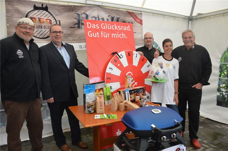 Bad Bederkesa: Buntes Programm bei der internationalen Barbecue-Meisterschaft