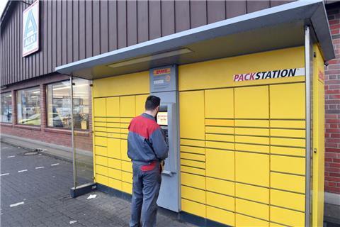 Packstation Bremerhaven