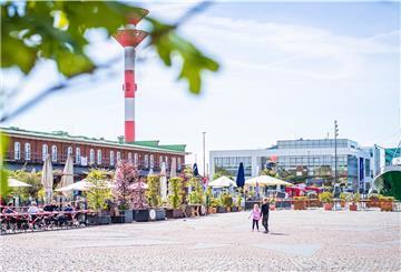 Land Bremen: Außengastronomie wieder möglich