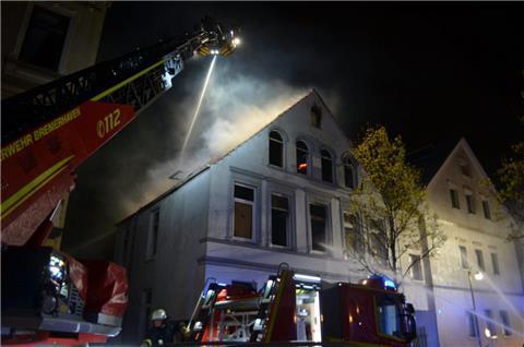 Blaulicht Bremerhaven