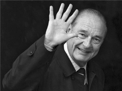 Jacques Chirac ist tot.