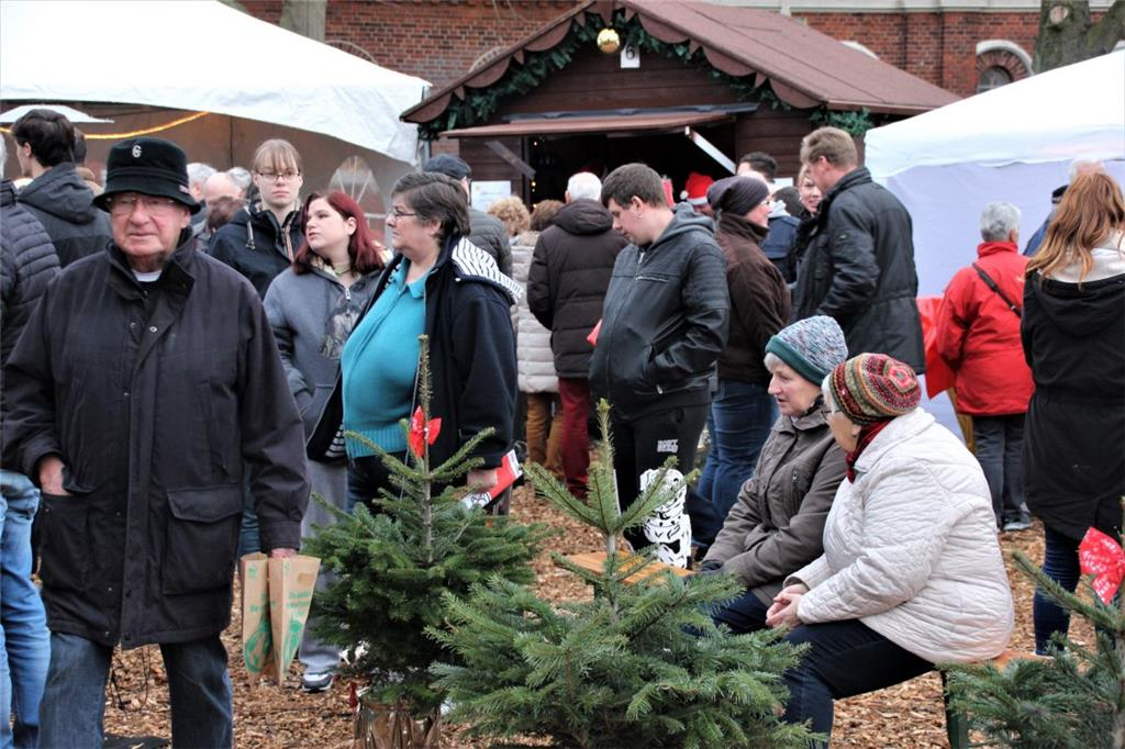 Weihnachtsmarkt Rodenkirchen