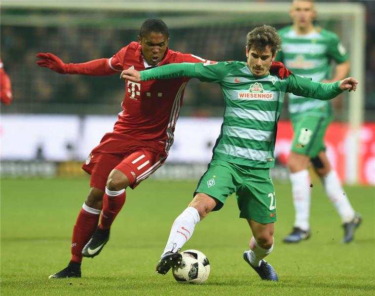 Werder Spiel