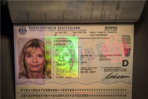 Passbilder Bremerhaven