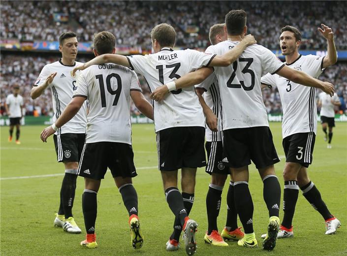 Gegner Achtelfinale Deutschland