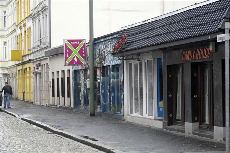 Bremerhaven: Prostituierte sind jünger als in Ham