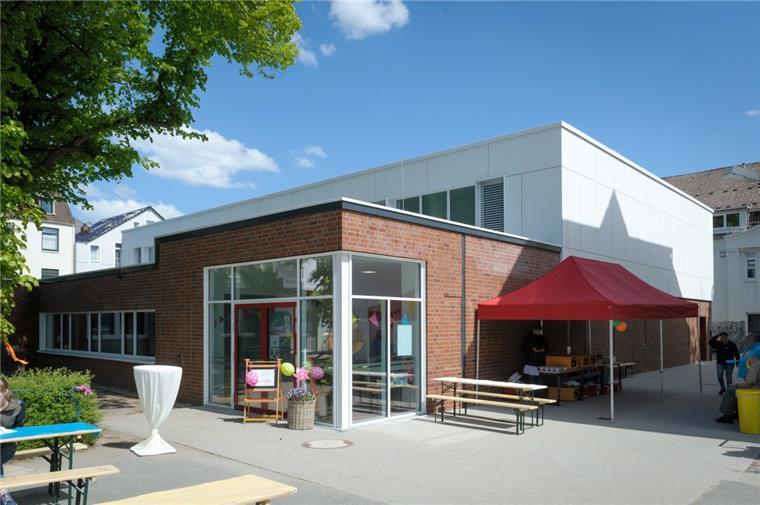 Sporthalle Bremerhaven