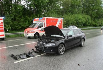 Verkehrsunfall sorgt für Vollsperrung auf der A 27