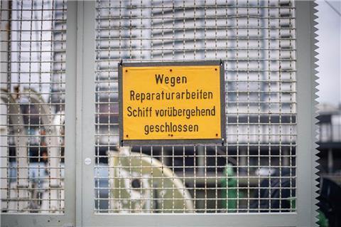 Museumsflotte in Bremerhaven in traurigem Zustand