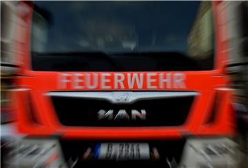 Geestemünde: Es qualmt in einer Wohnung - Feuerwehreinsatz