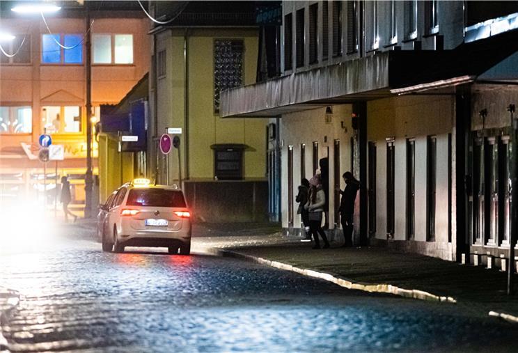 Straßenstrich münster Projekt Marischa